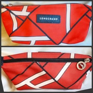 Longchamp Le Pliage Neo Geo Cosmetic Pouch